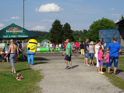 Dolnohričovské majstrovstvá vo varení fazuľovice - 22. júl 2017