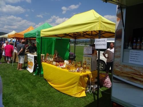 Dolnohričovské majstrovstvá vo varení fazuľovice - 21. júl 2018