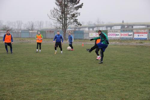 Zimná futbalová liga - 38. ročník - Skotňa - Šefranica - 02.12.2018