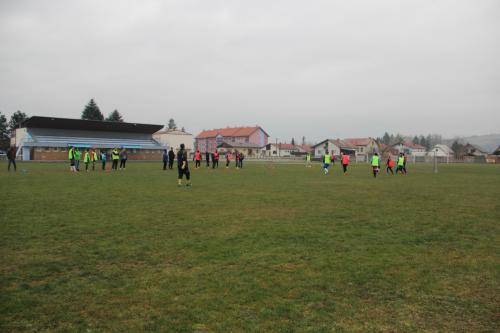 Zimná futbalová liga - 38. ročník - Stanica - Dedina - 02.12.2018