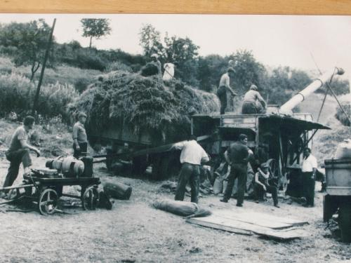 Peklina v historických fotografiách